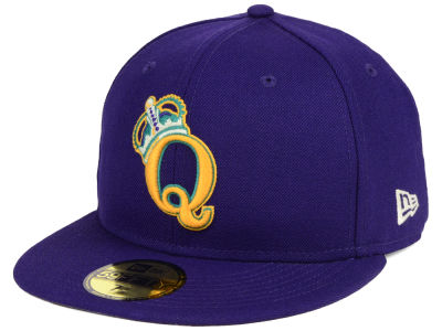 Queens Kings New Era MiLB Retro Classic 59FIFTY Cap