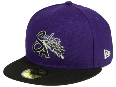 Salem Avalanche New Era MiLB Retro Classic 59FIFTY Cap
