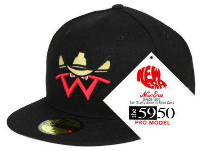Wichita Wranglers New Era MiLB Retro Classic 59FIFTY Cap