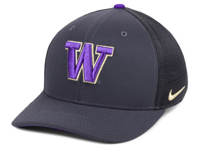 Washington Huskies Nike NCAA Col Aro Swooshflex Cap