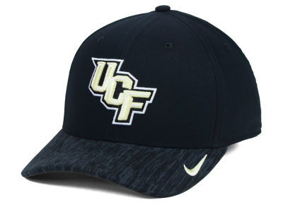 University of Central Florida Knights Nike NCAA Sideline SwooshFlex Cap