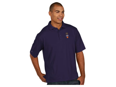 Clemson Tigers NCAA Men's CFP 17-18 Pique Polo