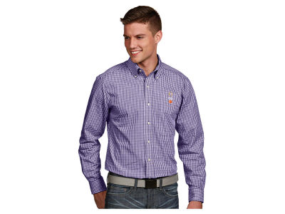 Clemson Tigers NCAA Men's CFP 17-18 Associate Button Up Shirt