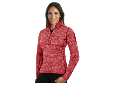 Georgia Bulldogs NCAA Women's CFP 17-18 Fortune 1/4 Zip