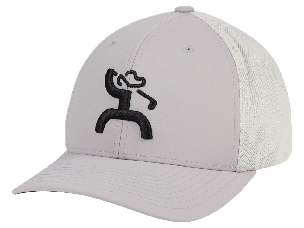 HOOey Golf Flex Cap  071452115a58