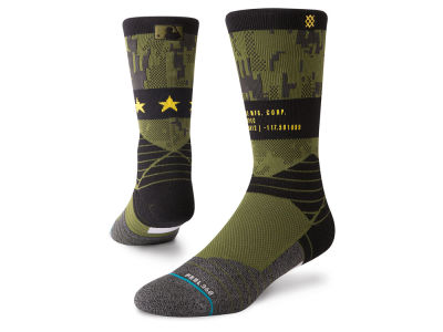 Stance 2018 MLB Memorial Day Crew Socks
