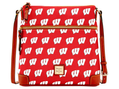 Wisconsin Badgers Dooney & Bourke Crossbody Purse