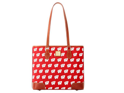 Wisconsin Badgers Dooney & Bourke Richmond Shopper
