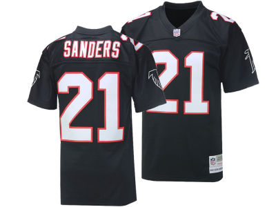 Atlanta Falcons Deion Sanders NFL Men's Alumni Jersey
