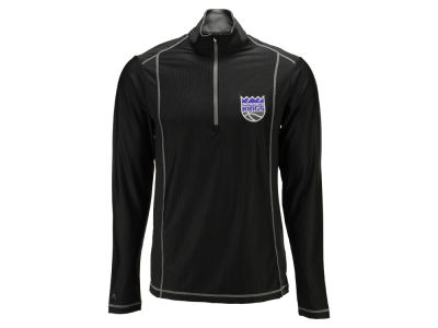 Sacramento Kings Antigua NBA Men's Tempo Half Zip Pullover