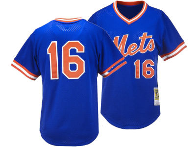 New York Mets Dwight Gooden Mitchell & Ness MLB Men's Alumni Jersey