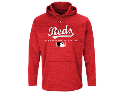 Cincinnati Reds Majestic MLB Men's Ultra Streak Fleece