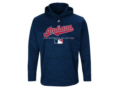Cleveland Indians Majestic MLB Men's Ultra Streak Fleece