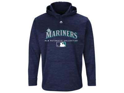 Seattle Mariners Majestic MLB Men's Ultra Streak Fleece