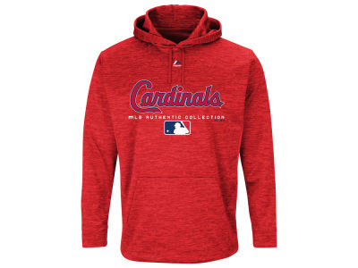 St. Louis Cardinals Majestic MLB Men's Ultra Streak Fleece
