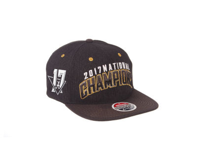 Alabama Crimson Tide Zephyr NCAA National Champ Snapback Cap