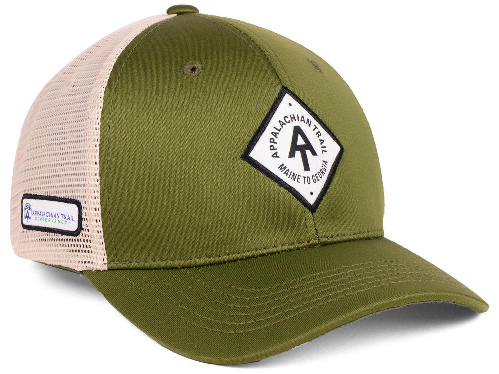 Crown Trails Appalachian Trail Ranger Cap  c6b9a921a9f5