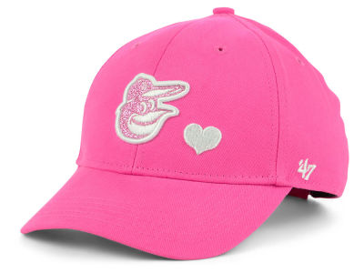 Baltimore Orioles '47 MLB Girls Sugar Sweet '47 MVP Cap