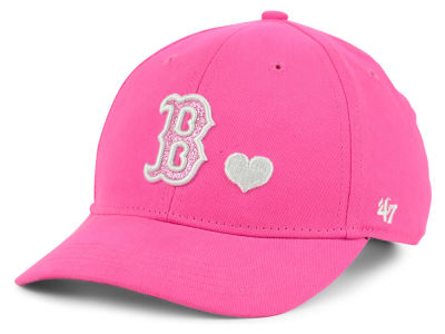 Boston Red Sox '47 MLB Girls Sugar Sweet '47 MVP Cap