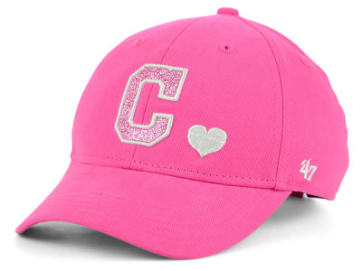 Cleveland Indians '47 MLB Girls Sugar Sweet '47 MVP Cap