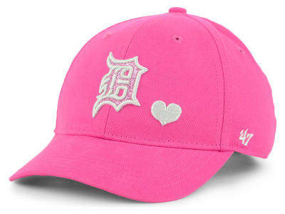 Detroit Tigers '47 MLB Girls Sugar Sweet '47 MVP Cap