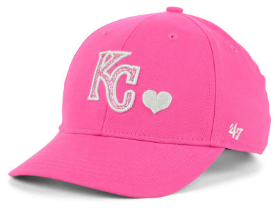 Kansas City Royals '47 MLB Girls Sugar Sweet '47 MVP Cap