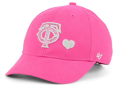 Minnesota Twins '47 MLB Girls Sugar Sweet '47 MVP Cap
