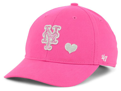 New York Mets '47 MLB Girls Sugar Sweet '47 MVP Cap