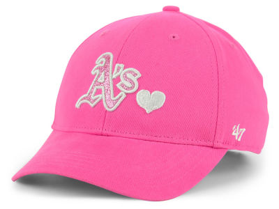 Oakland Athletics '47 MLB Girls Sugar Sweet '47 MVP Cap