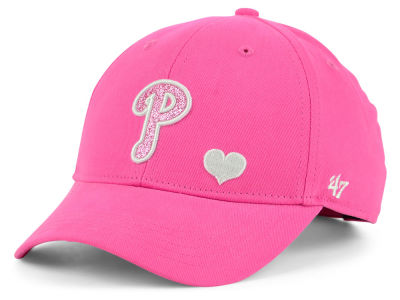 Philadelphia Phillies '47 MLB Girls Sugar Sweet '47 MVP Cap