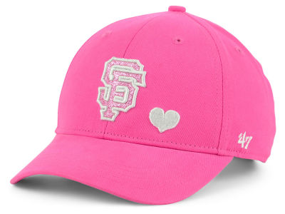 San Francisco Giants '47 MLB Girls Sugar Sweet '47 MVP Cap