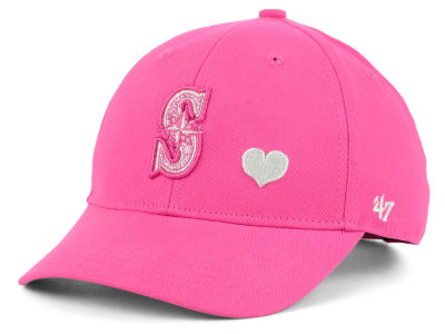 Seattle Mariners '47 MLB Girls Sugar Sweet '47 MVP Cap