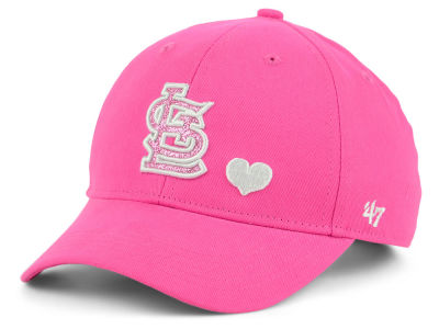 St. Louis Cardinals '47 MLB Girls Sugar Sweet '47 MVP Cap