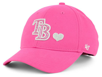 Tampa Bay Rays '47 MLB Girls Sugar Sweet '47 MVP Cap
