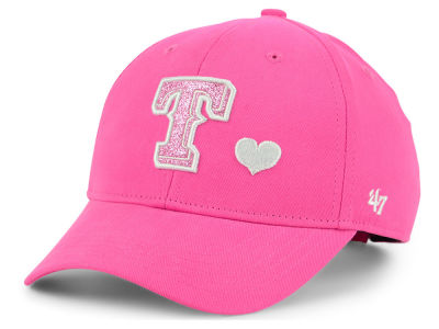 Texas Rangers '47 MLB Girls Sugar Sweet '47 MVP Cap