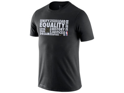 NBA All Star Nike NBA Men's Black History Month T-Shirt