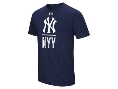 New York Yankees Under Armour MLB Men's Performance Slash T-Shirt