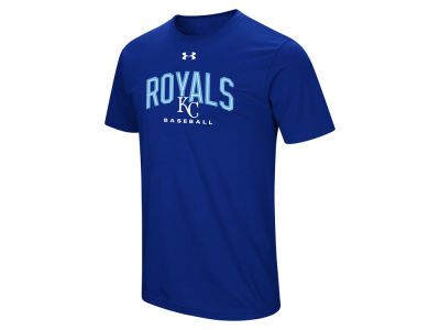 Kansas City Royals Under Armour MLB Men's Performance Arch T-Shirt