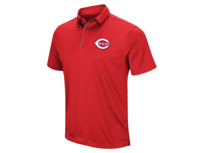 Cincinnati Reds Under Armour MLB Men's Tech Polo
