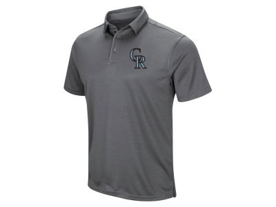 Colorado Rockies Under Armour MLB Men's Tech Polo