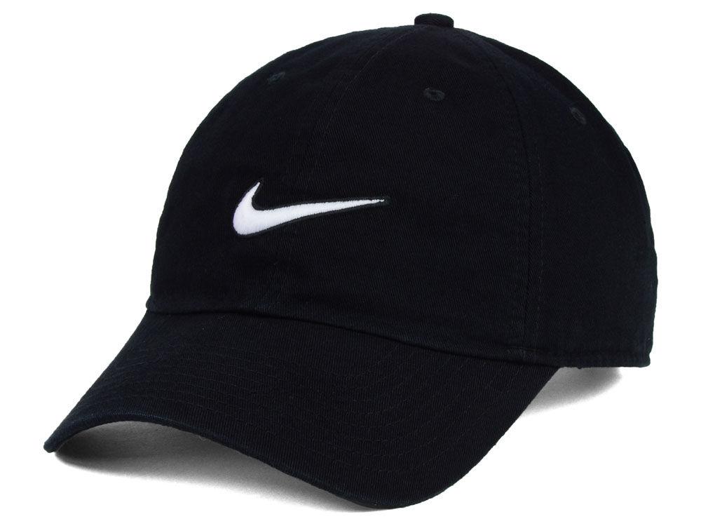 84ea15b6117b75 Shoptagr | Nike Heritage Essential Swoosh Cap by Lids