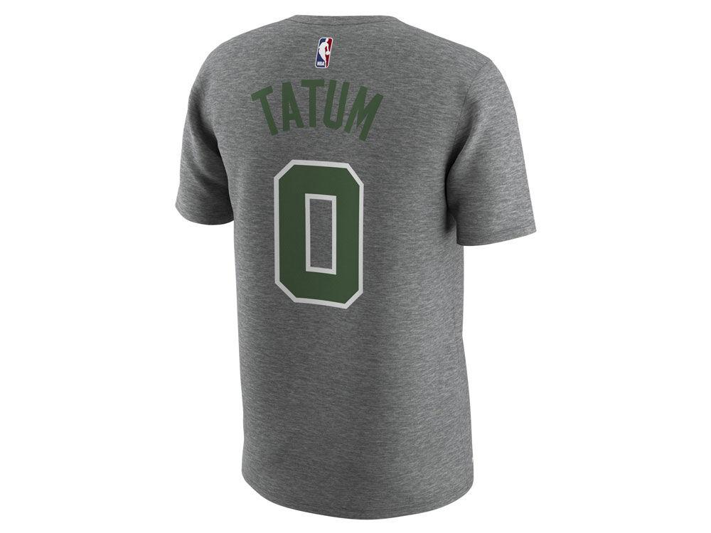 Boston Celtics Jayson Tatum Nike NBA Men s City Player T-Shirt ... 19a479a7a