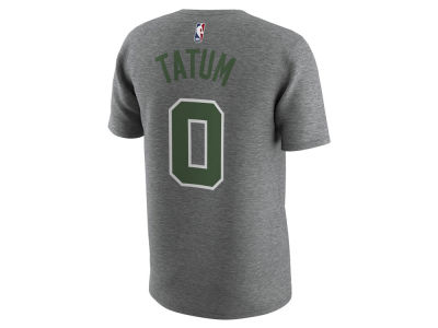 Boston Celtics Jayson Tatum Nike NBA Men's City Player T-Shirt