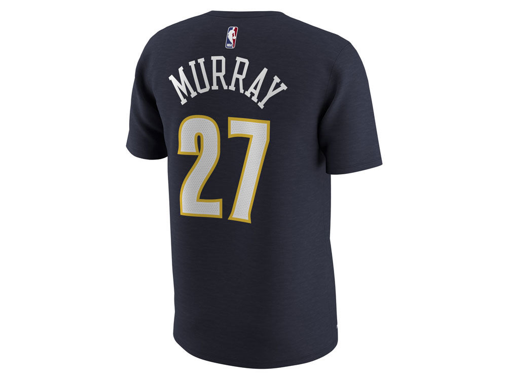 32fa4f014 Denver Nuggets Jamal Murray Nike NBA Men s City Player T-Shirt ...