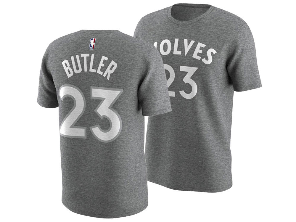 Minnesota Timberwolves Jimmy Butler Nike NBA Men s City Player T-Shirt  df04d67d5
