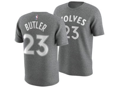 Minnesota Timberwolves Jimmy Butler Nike NBA Men's City Player T-Shirt