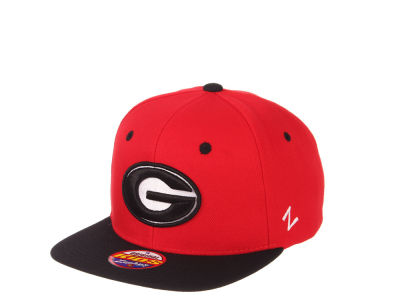 Georgia Bulldogs Zephyr NCAA Youth Invert Snapback