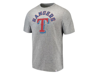 Texas Rangers MLB Men's Twisted Stripe T-Shirt