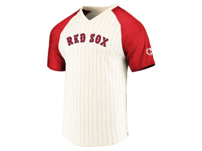 Boston Red Sox Majestic MLB Men's Coop Season Upset T-shirt