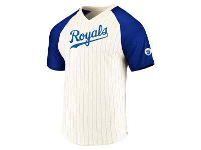 Kansas City Royals Majestic MLB Men's Coop Season Upset T-shirt